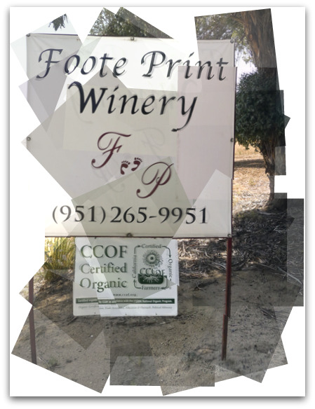 Foote Print Winery