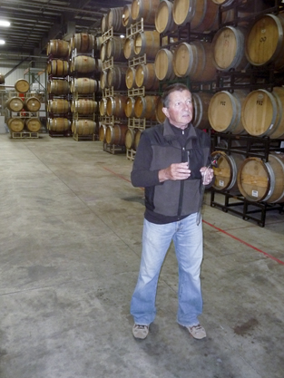 WINEormous wine tours at PRWS
