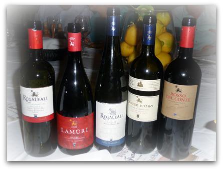 The Wines of Tasca d'Almerita