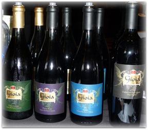 gioia wines