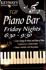 k - piano bar