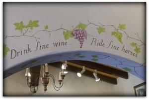 drink fine wine