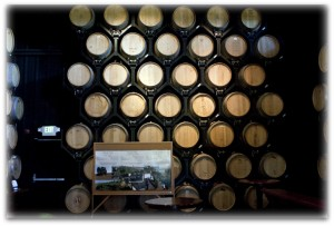 Barrel Room and Members Only Tasting