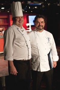 Eurodam Chef Brendan & Chef Jean Stephane Poinard