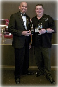 Fernando Bacsa, Holland America Line & Winemaker Don Reha