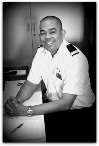 Cellar Master Fernando aboard ms Eurodam