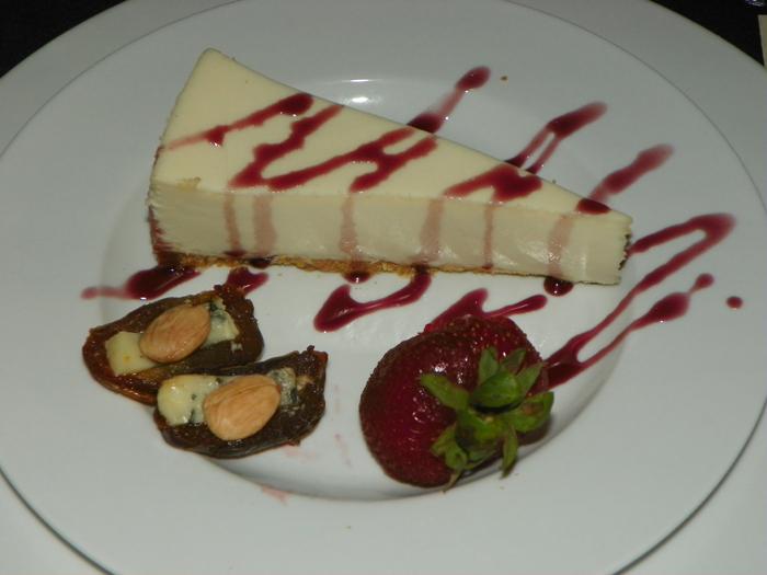 Dessert at Alexandria Nicole