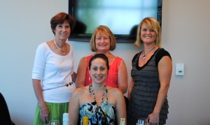 Women's Wine Council - Judee Jachim Smith, Linda Kissam, Corie Maue, Carmen Micheli