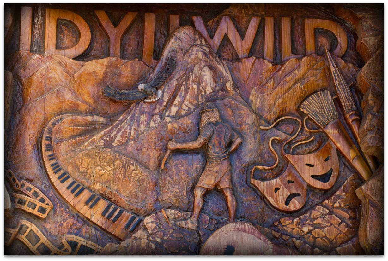 Idyllwild, California