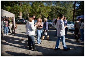 Idyllwild Art Walk & Wine Tasting