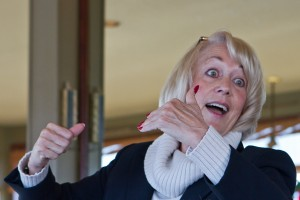 Napa Mayor Jill Techel