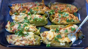 Stuffed Anaheim Chiles