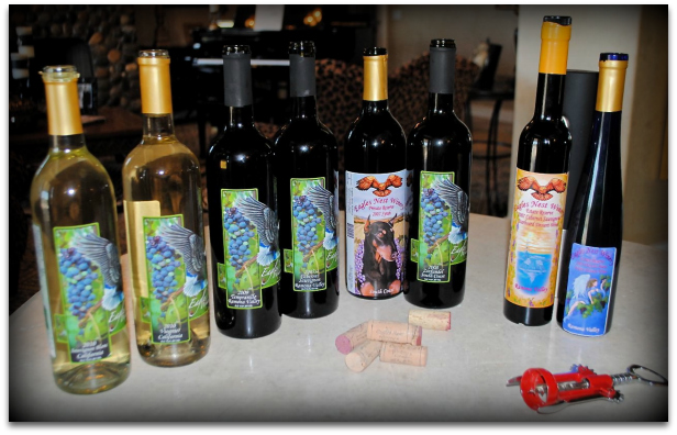 Eagles Nest wines