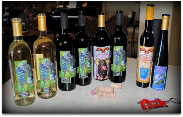 Eagles Nest wines
