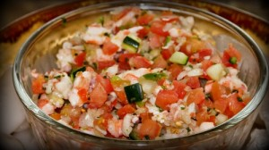 WINEormous has homemade Ceviche in Temecula, CA