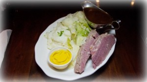 Wineormous-Lynch's-Irish-Pub-Corned-Beef in Jacksonville Beach, Florida