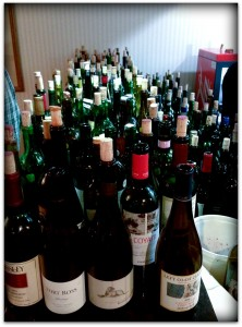 WINEormous at the American Wine Society Conference in Portland, OR