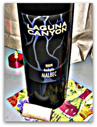 WINEormous Laguna Canyon Winery Malbec