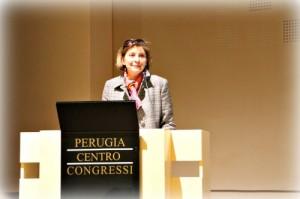 WINEormous with Chiarra Lungarotti in Perugia, Italy