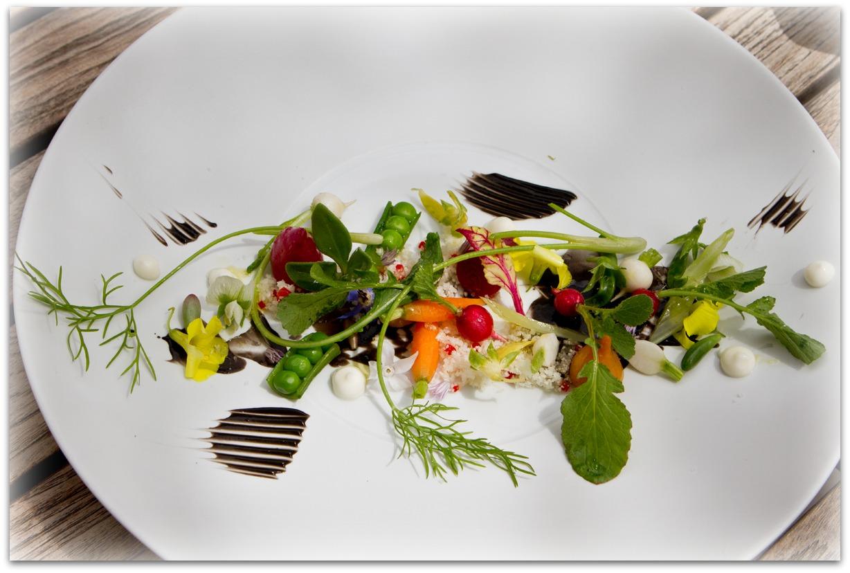 Фото салаатов в ресторане 16 фотография