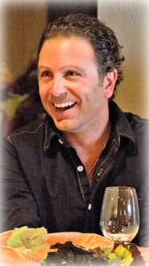Robert Renzoni of Robert Renzoni Vineyards at Third Annual Crush in Temecula, CA