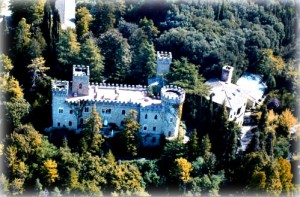 WINEormous at Castello dell'Oscano in Umbria, Italy