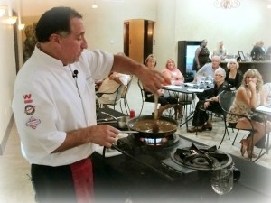 WINEormous with Chef Martin Corso at Danza del Sol Winery in Temecula, CA