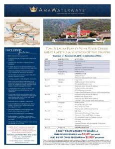 WINEormous Danube Cruise