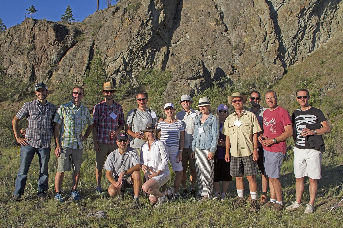 WINEormous with winemakers of Okanagan Falls
