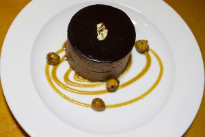 WINEormous Dark Chocolate Mousse at Pechanga