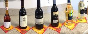 WINEormous tastes wine