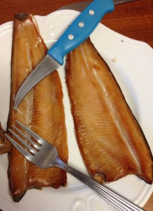 WINEormous with Clear Springs smoked trout