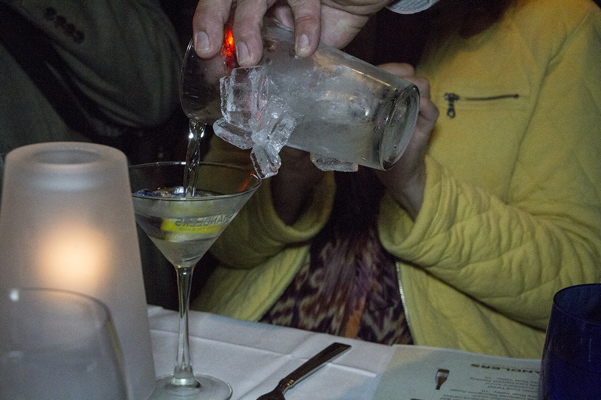 WINEormous and the 10 Minute Martini
