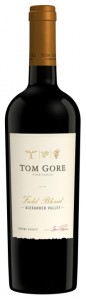 WINEormous Tom Gore Vineyards 2012 Field Blend_Bottle Shot