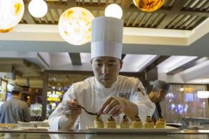 WINEormous with Chef Kiyokuni Ikeda