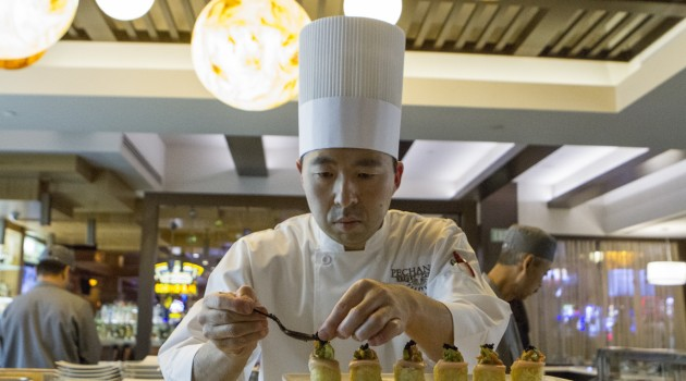 WINEormous with Chef Ikedo Kiyokuni