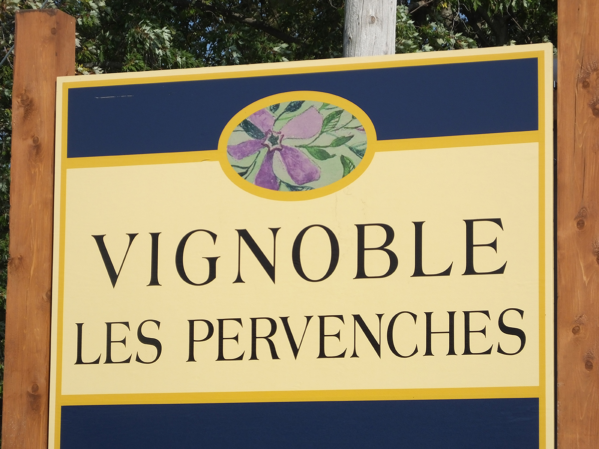 WINEormous at Les Pervenches