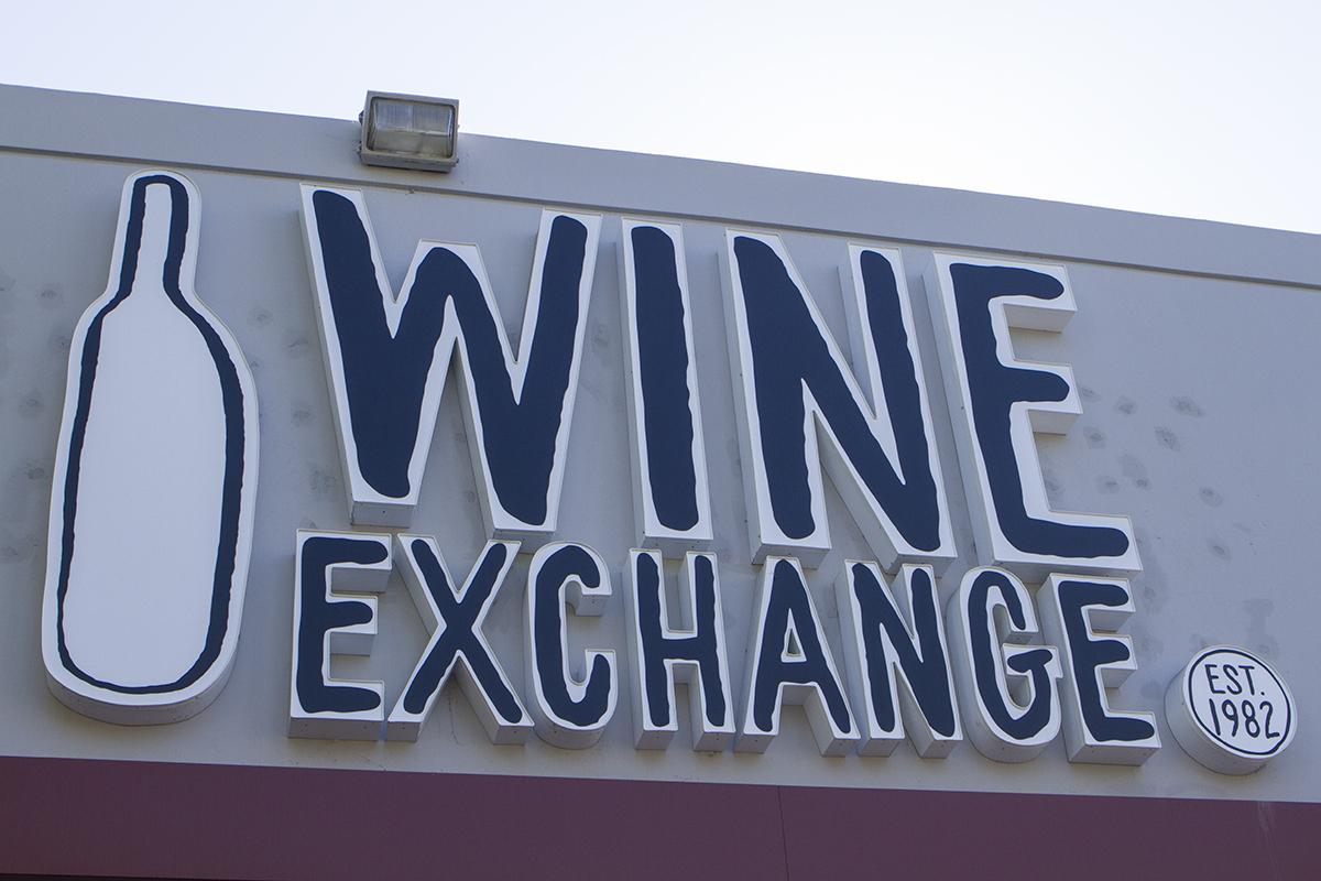 WINEormous at Wine Exchange