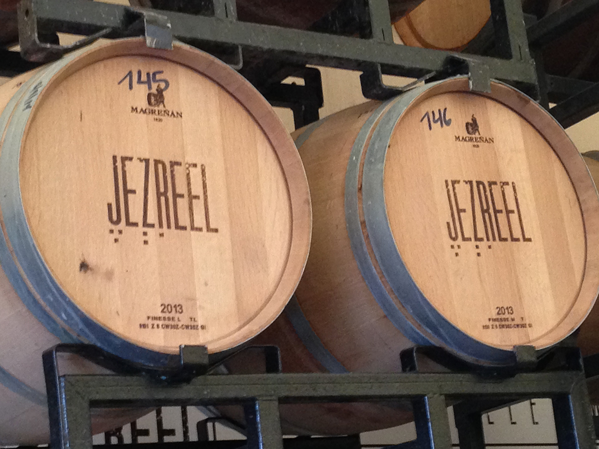 WINEormous at Jezreel Winery