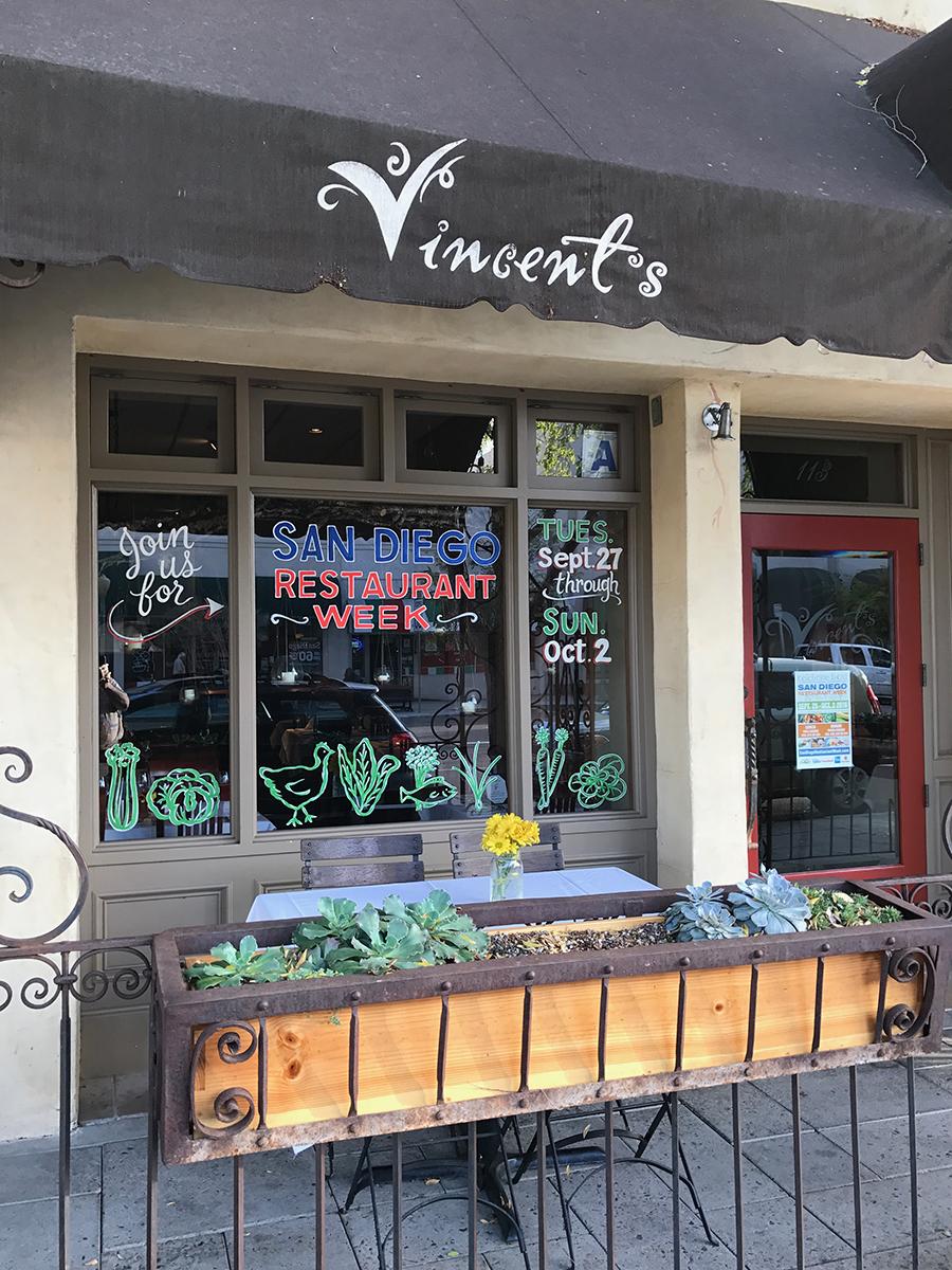 WINEormous at Voncent's