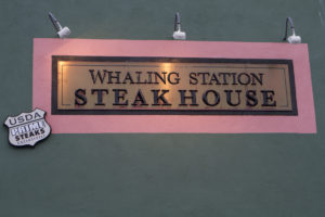 WINEormous at Whaling Station