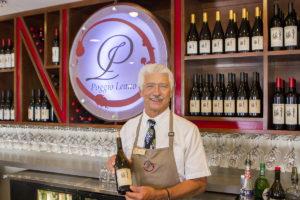 WINEormous visits Poggio Leano