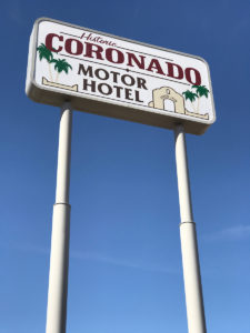 WINEormous at Coronado Motor Hotel