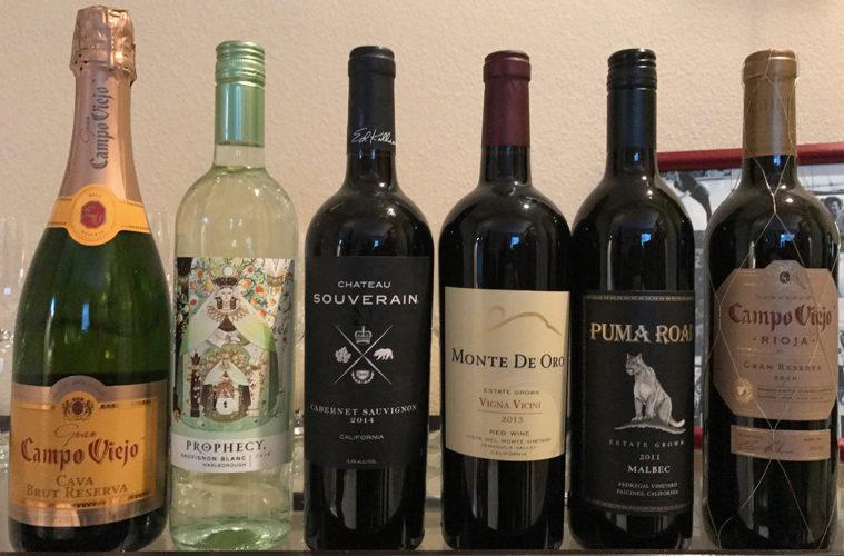 WINEormous tasting wine