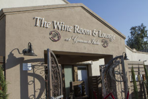 WINEormous visits wine room and lounge