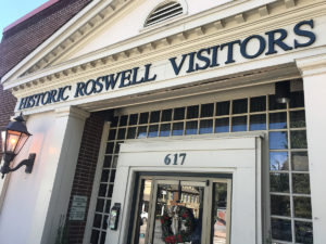 WINEormous visits Roswell