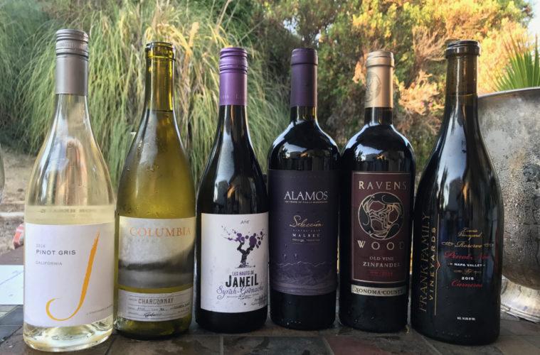 WINEormous tasting wines