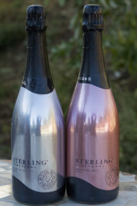 WINEormous with Sterling sparkling wines