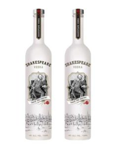 WINEormous with Shakespeare Vodka