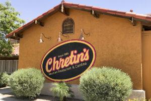 WINEormous at Chretin's